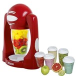 SMOOTHIE MAKER + VERRES SUPPL